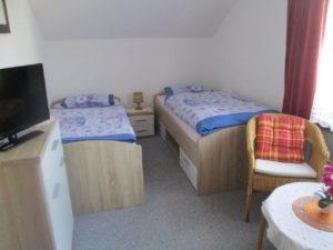 Ferienwohnung-Privatzimmer Knebel - Zimmer 3